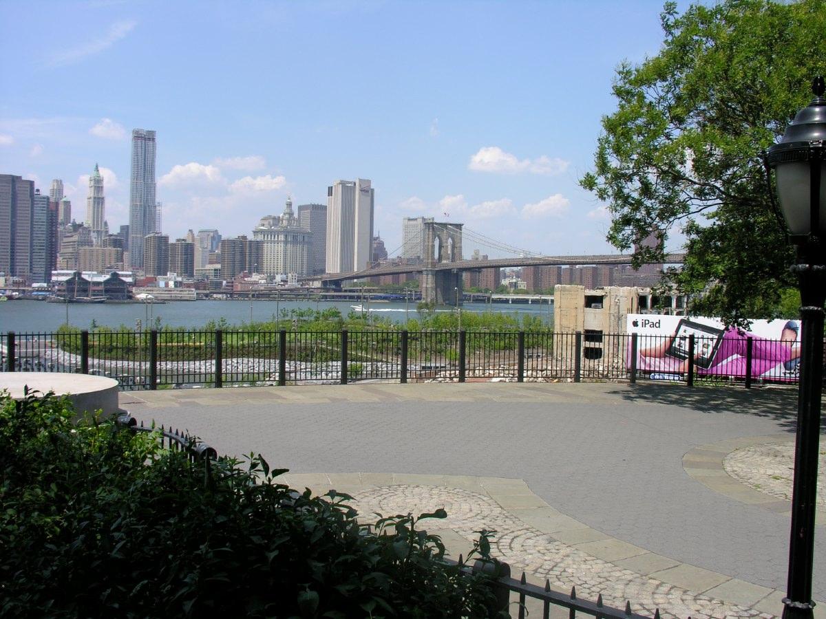 Manhattan across the East River