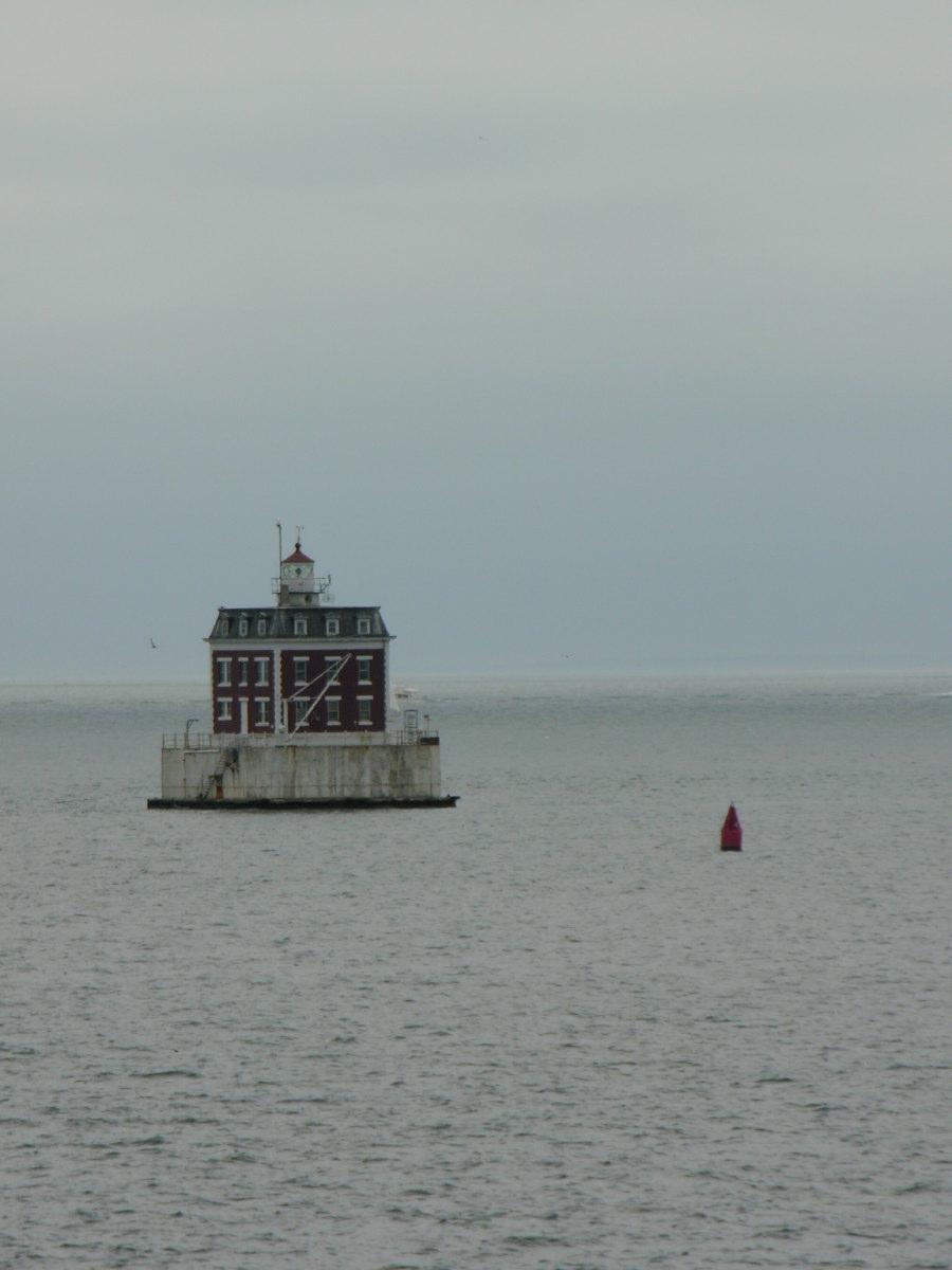 Long Island Sound, near Orient