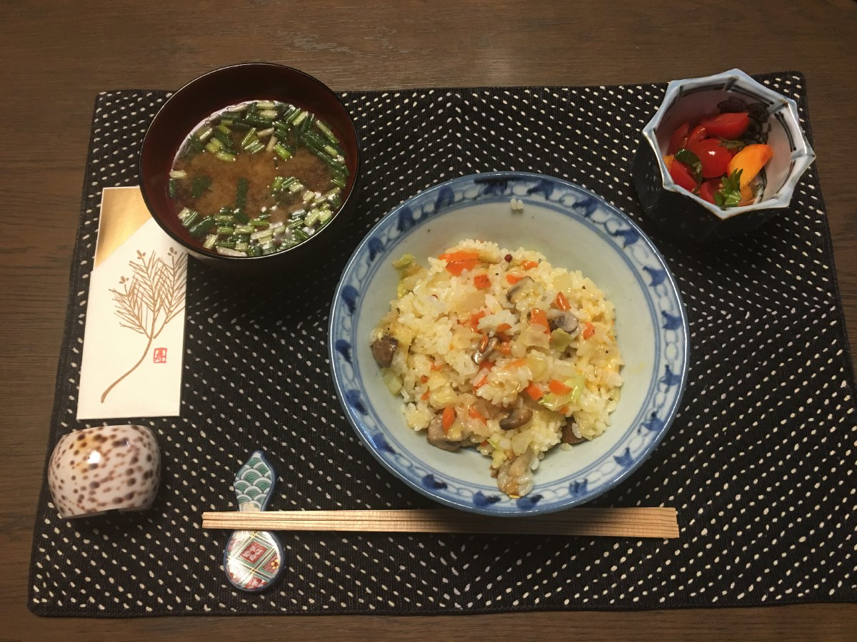 Simple and wholesome meal with great taste again