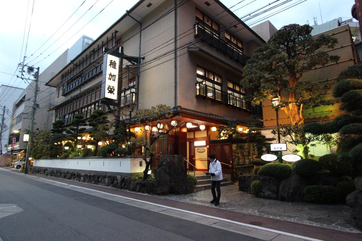 Fukuoka, Chikae restaurant