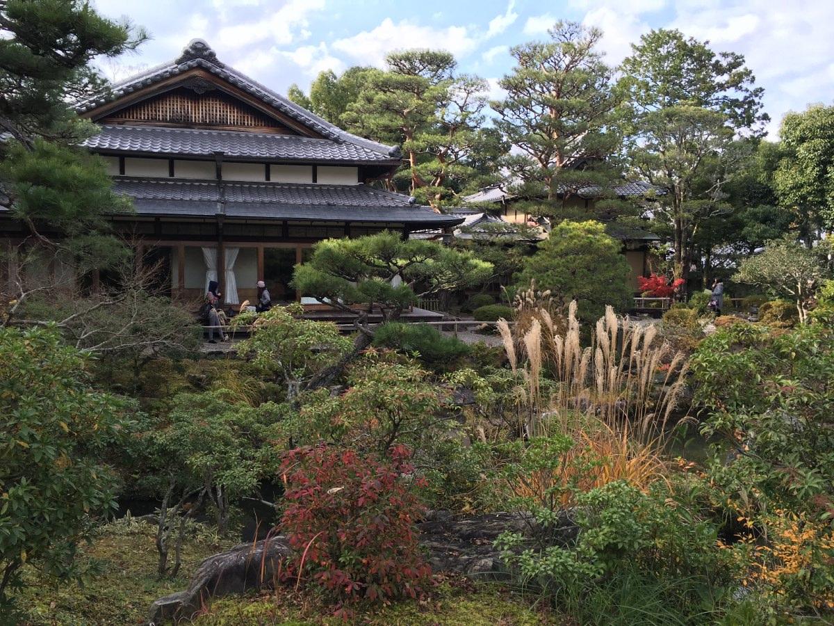 Yoshikien garden in Nara park. Absolutely gorgeous!
