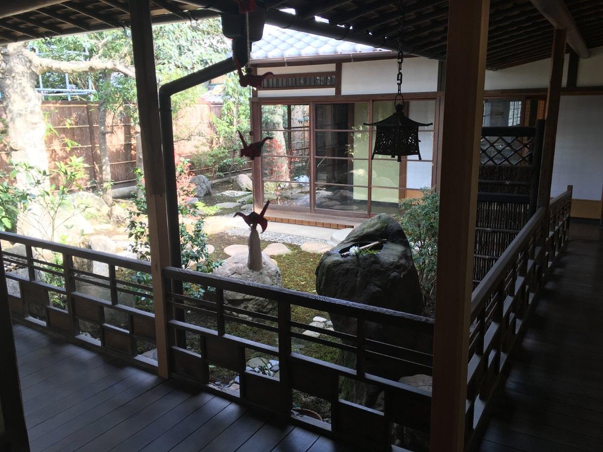 Koshi-no-ie in Naramachi