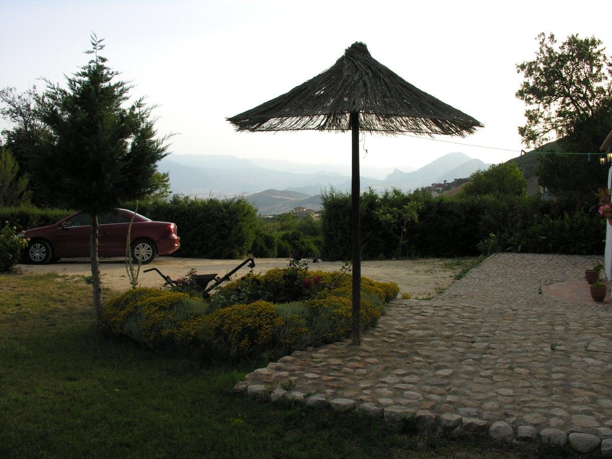 Our house near La Joya