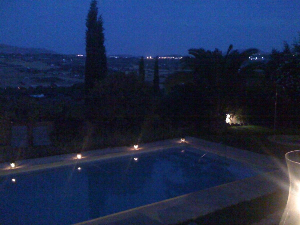 View from La Fuente de la Higuera