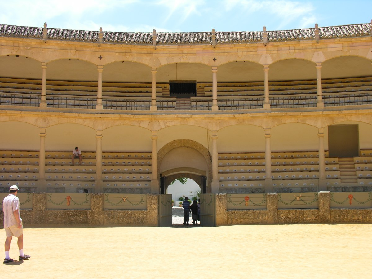 Plaza de Toros in Ronda