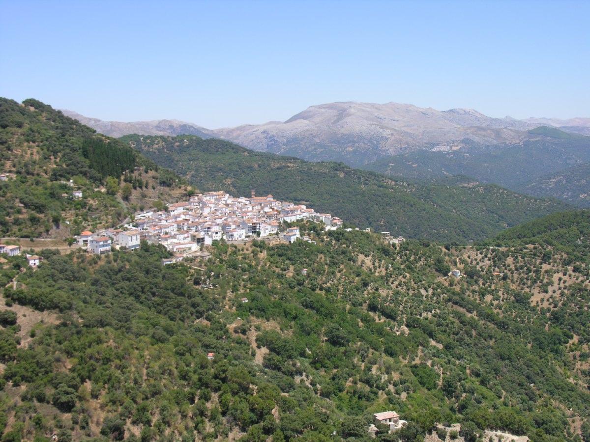 Typical Pueblo Blanco