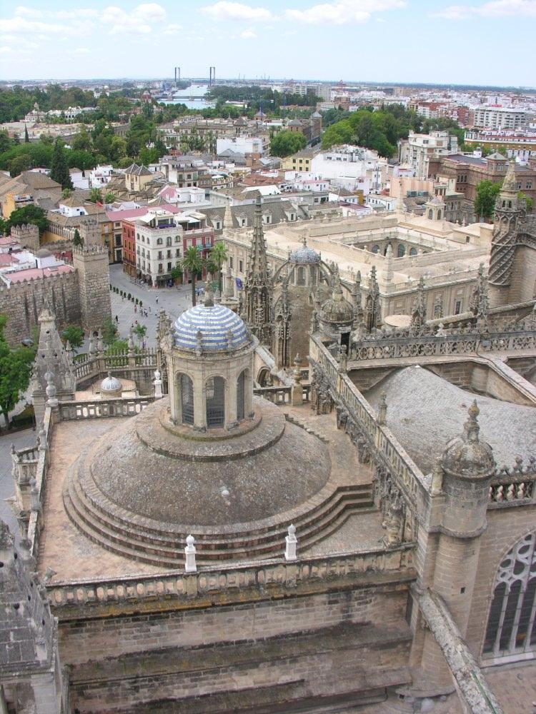 View from the Giralda