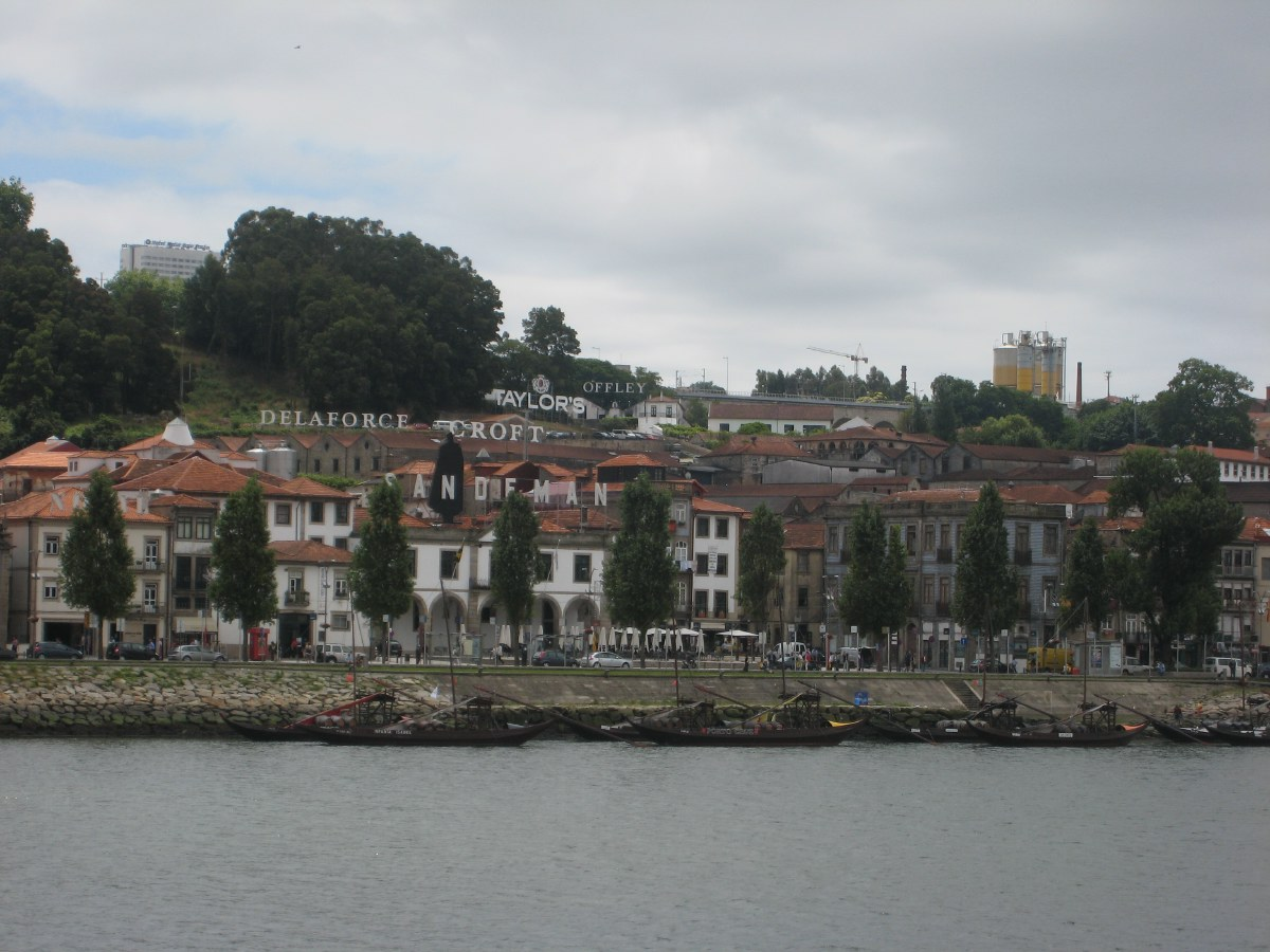 The southern bank of the Douro has traditionally been the centre of the porch trade, but throughout the city Porto's most famous export cannot be ignored.