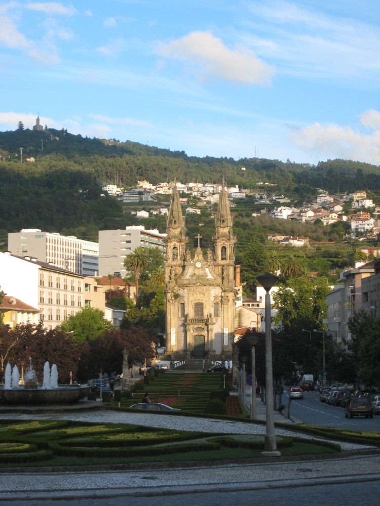 Our first destination is the provincial town of Guimarães where we spent 3 nights in a 12th century monastery that has been converted into a stately hotel.