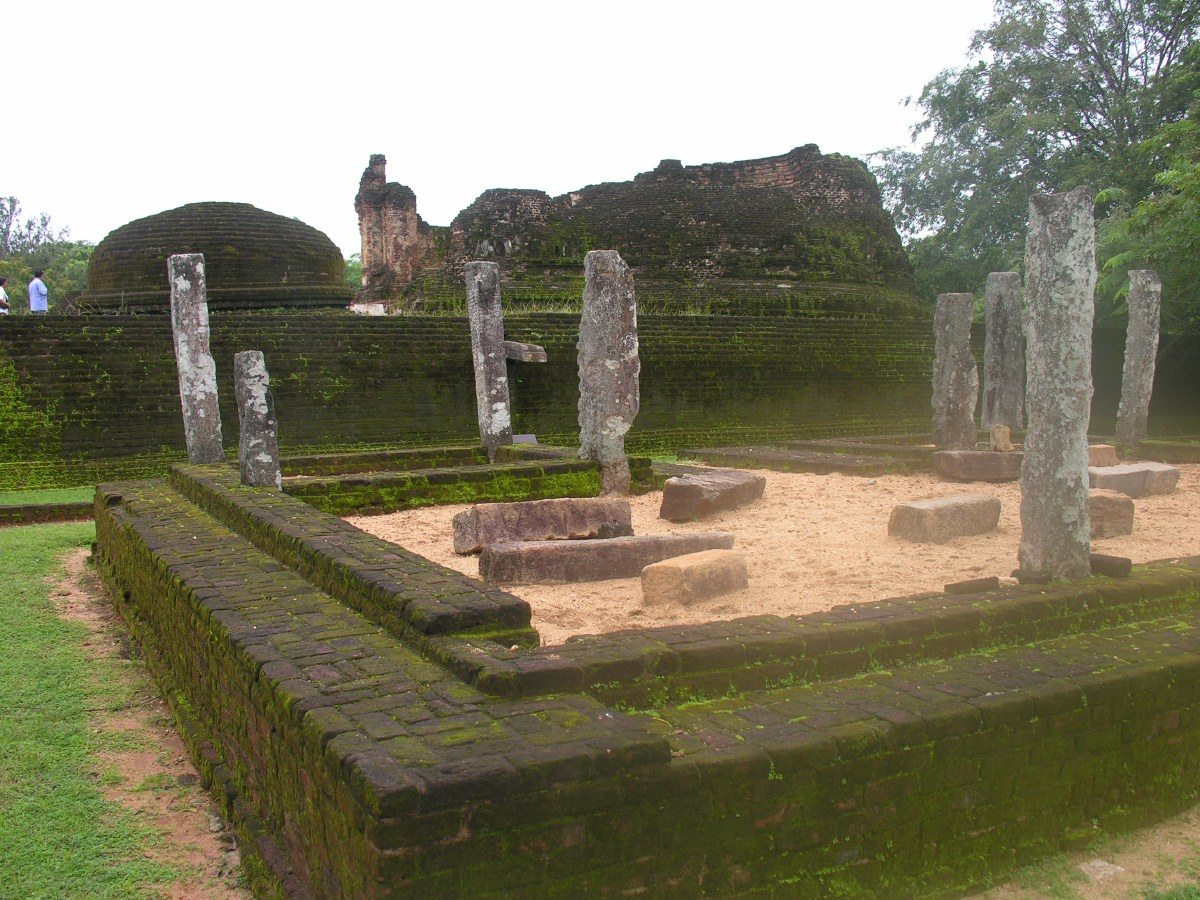 Today the ancient city of Polonnaruwa remains one of the best planned Archeological relic sites in the country.