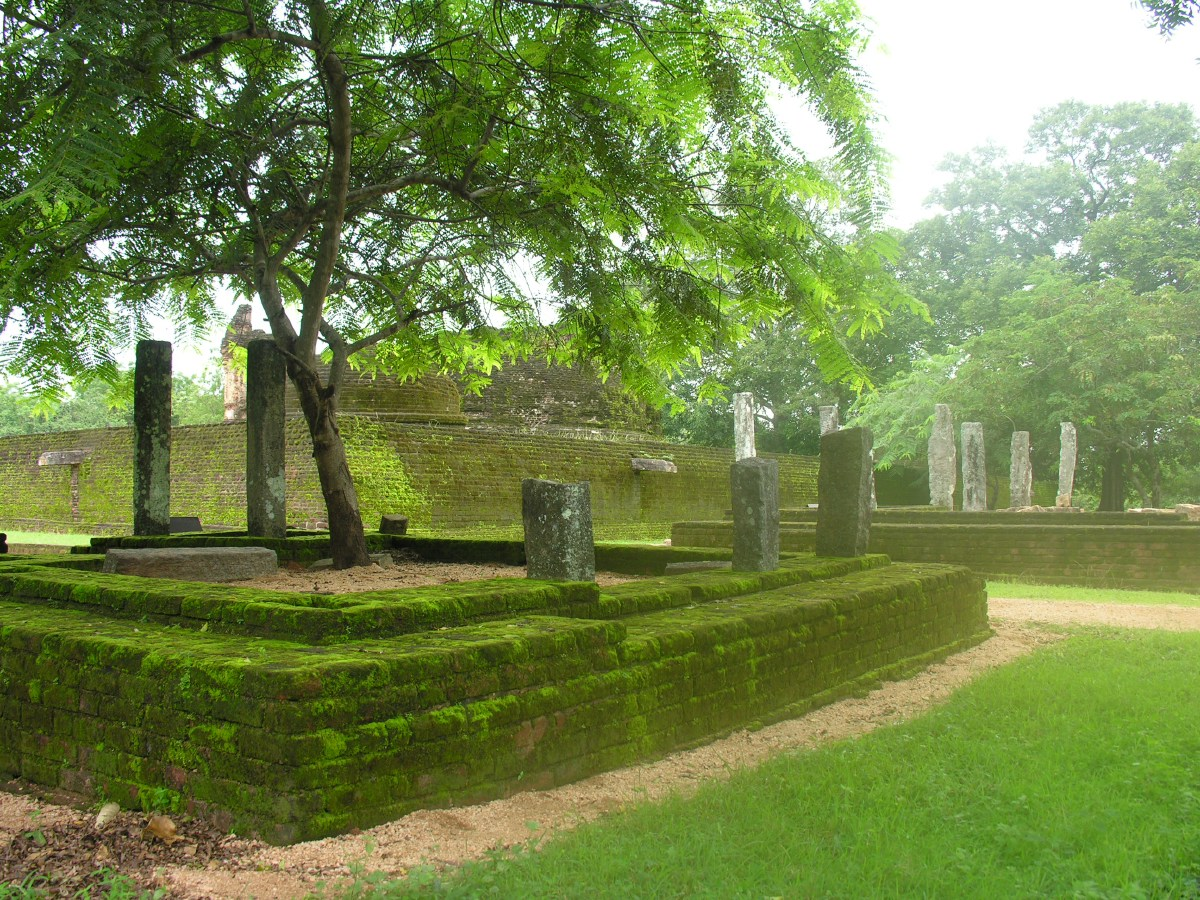 In 1982 the Ancient city of Polonnaruwa was inscribed on the World Heritage list of Unesco.