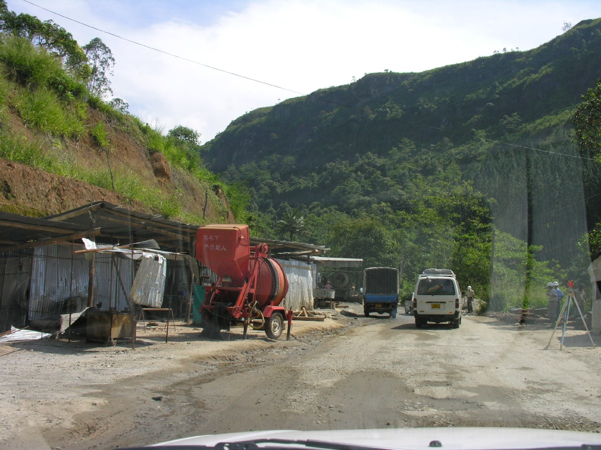 Most of the roads in this part of Sri Lanka are in a terrible condition. It will take at least another 5 to10 years to repair them all.