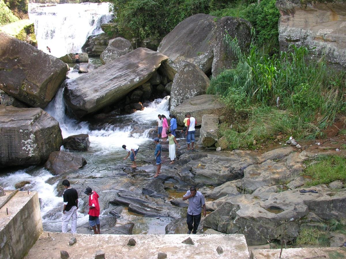 Freshwater bathing