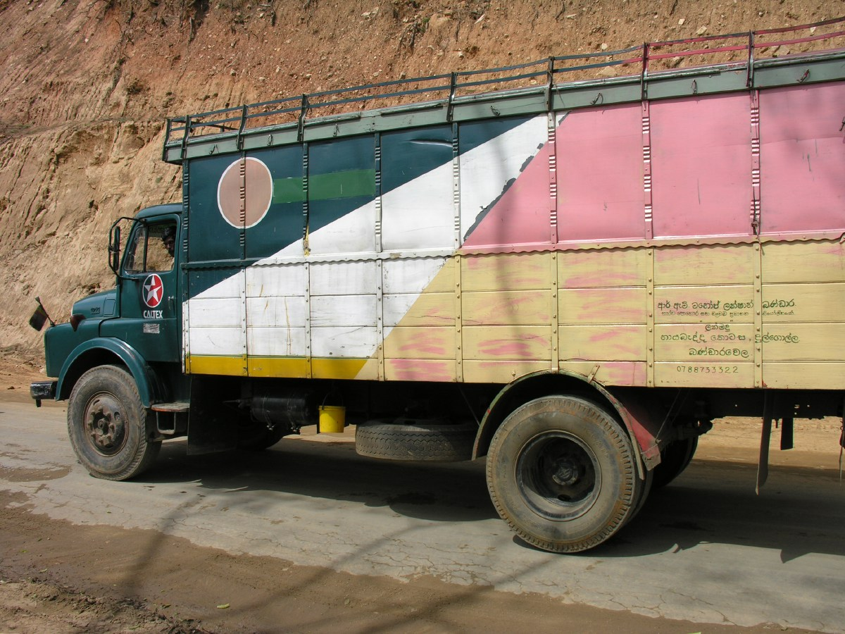Beautiful truck