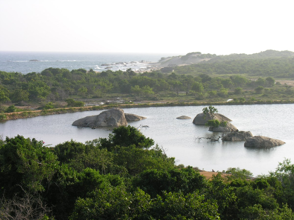 Day 9 - Yala National Park, in Ruhuna is an important national park on the south east coast of Sri Lanka. The reserve covers 979 km², although only the original 141 km² are open to the public.