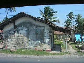 Tsunami damage still visible