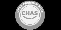 CHAS Premium Plus SSIP Accredited