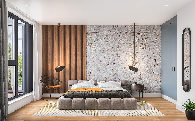 Empire One bedroom