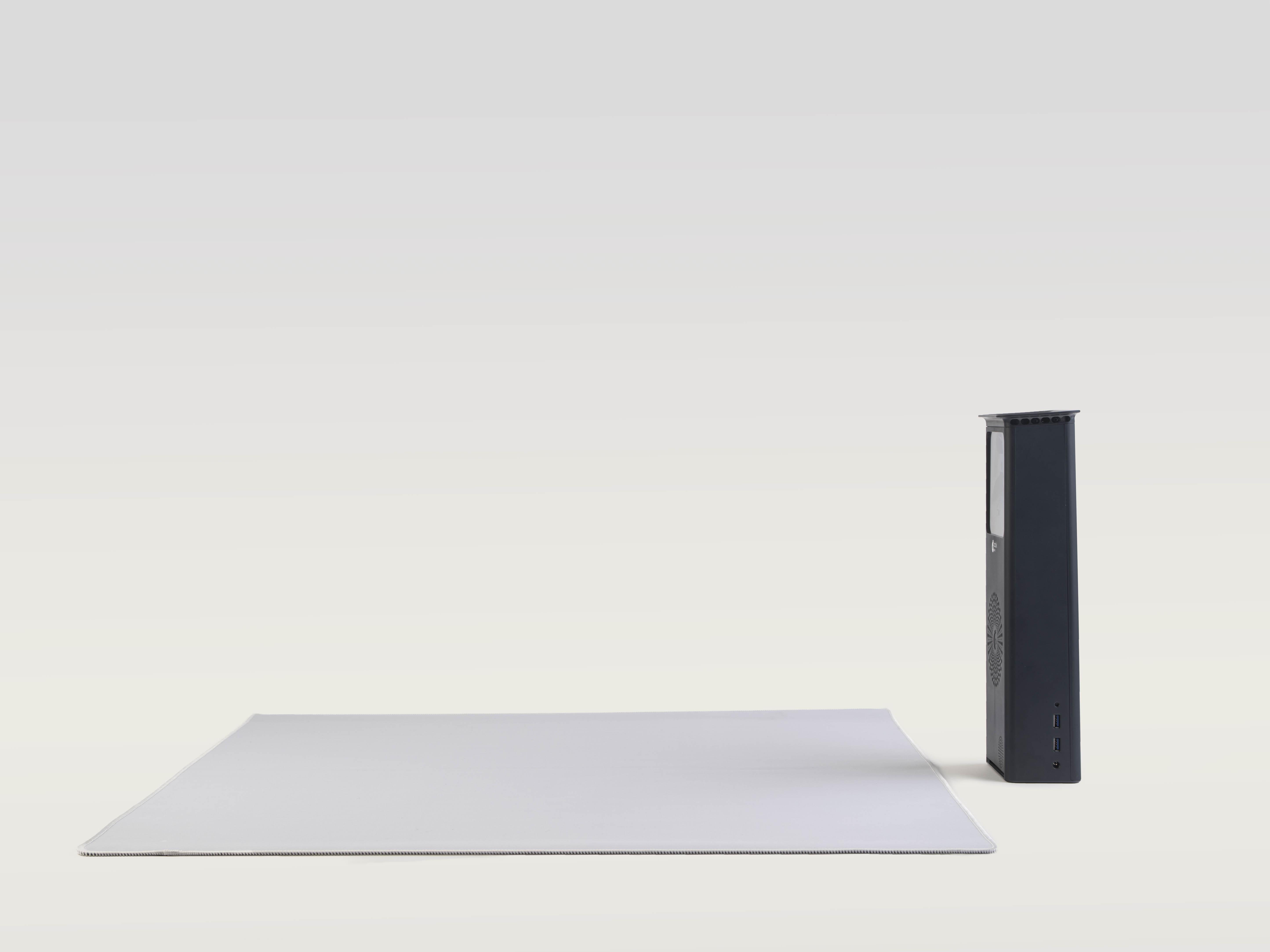 le Hub Tactile Adok et son tapis de projection