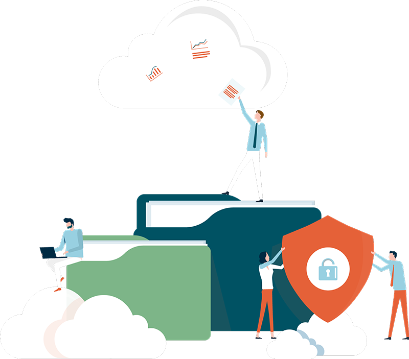 Cloud Hosted Security