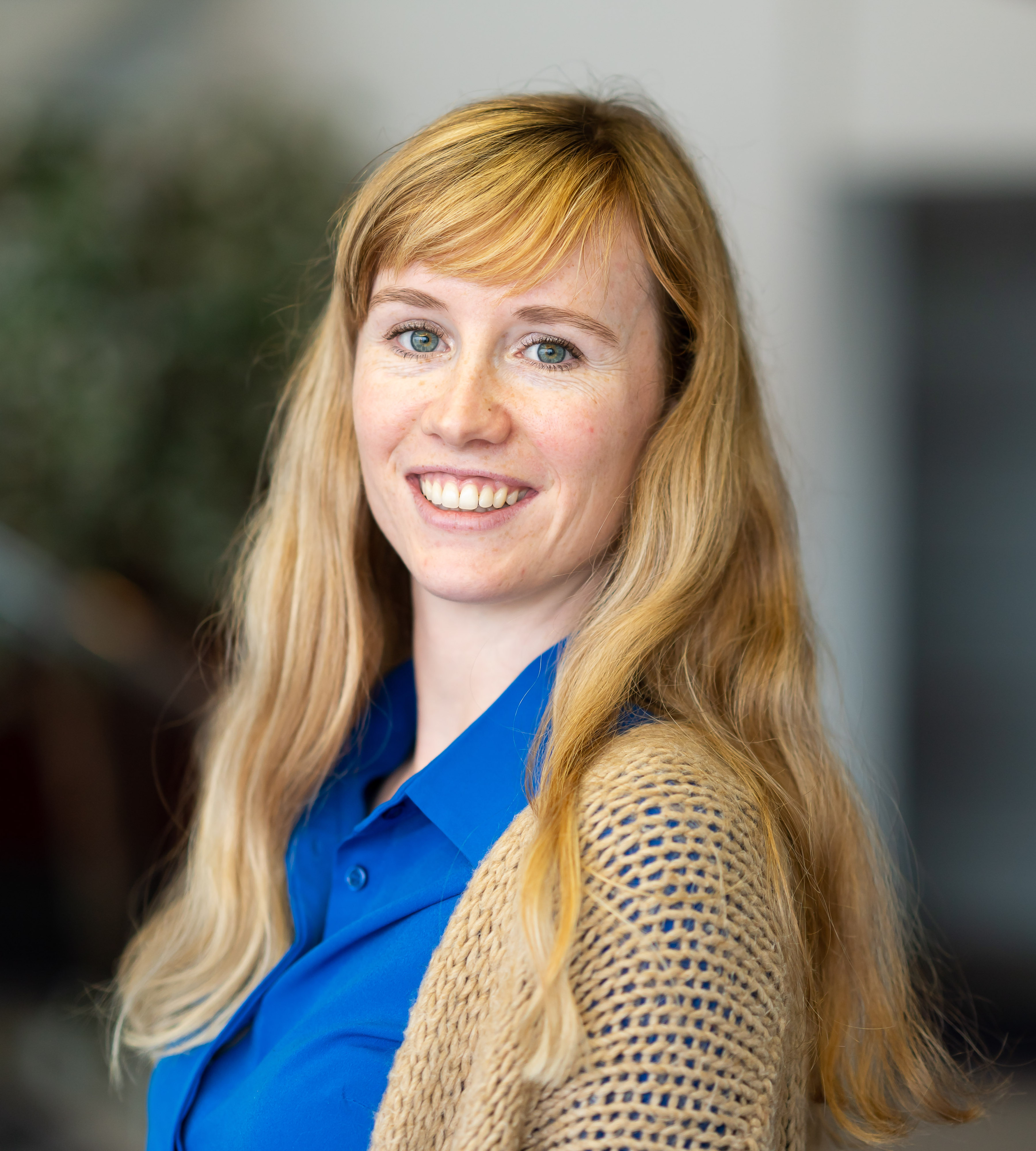 picture of Sofie Melis, founder of soflow, job coach and professional organizer