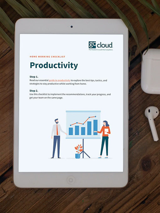 Productivity Checklist