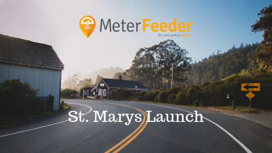 City of St. Marys, PA Launches MeterFeeder Parking App for Curb Management