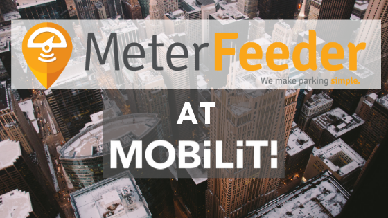 MeterFeeder Attends Mobiliti Summit in Pittsburgh, PA