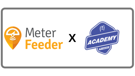 "MeterFeeder hosts ""learn to code"" open house in Braddock, PA."