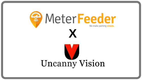 Uncanny Vision and MeterFeeder Demo End-To-End Parking Garage Automation Solution at IPMI.
