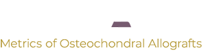 MOCA: Metrics of Osteochondral Allografts large logo