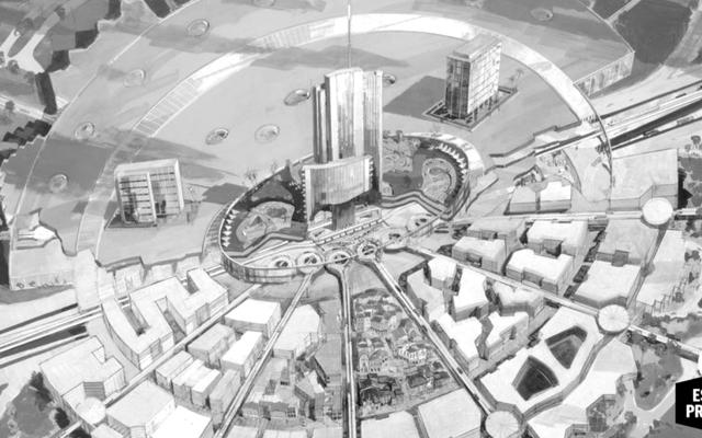 Utopian cities of the world