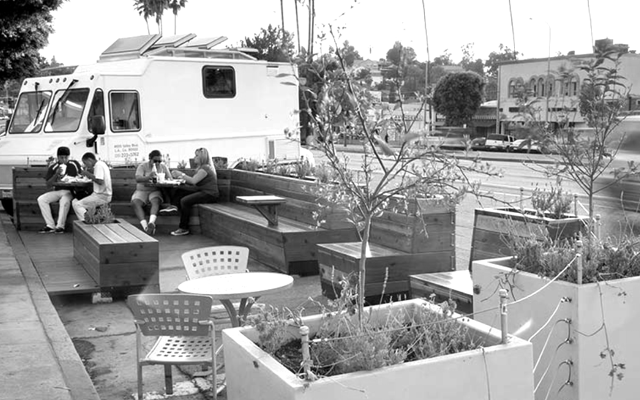 What is a parklet — history, design principles, and implications in our world today