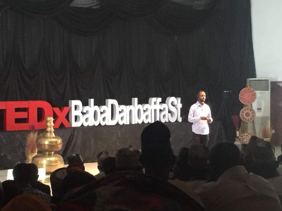 Faiz at Tedx