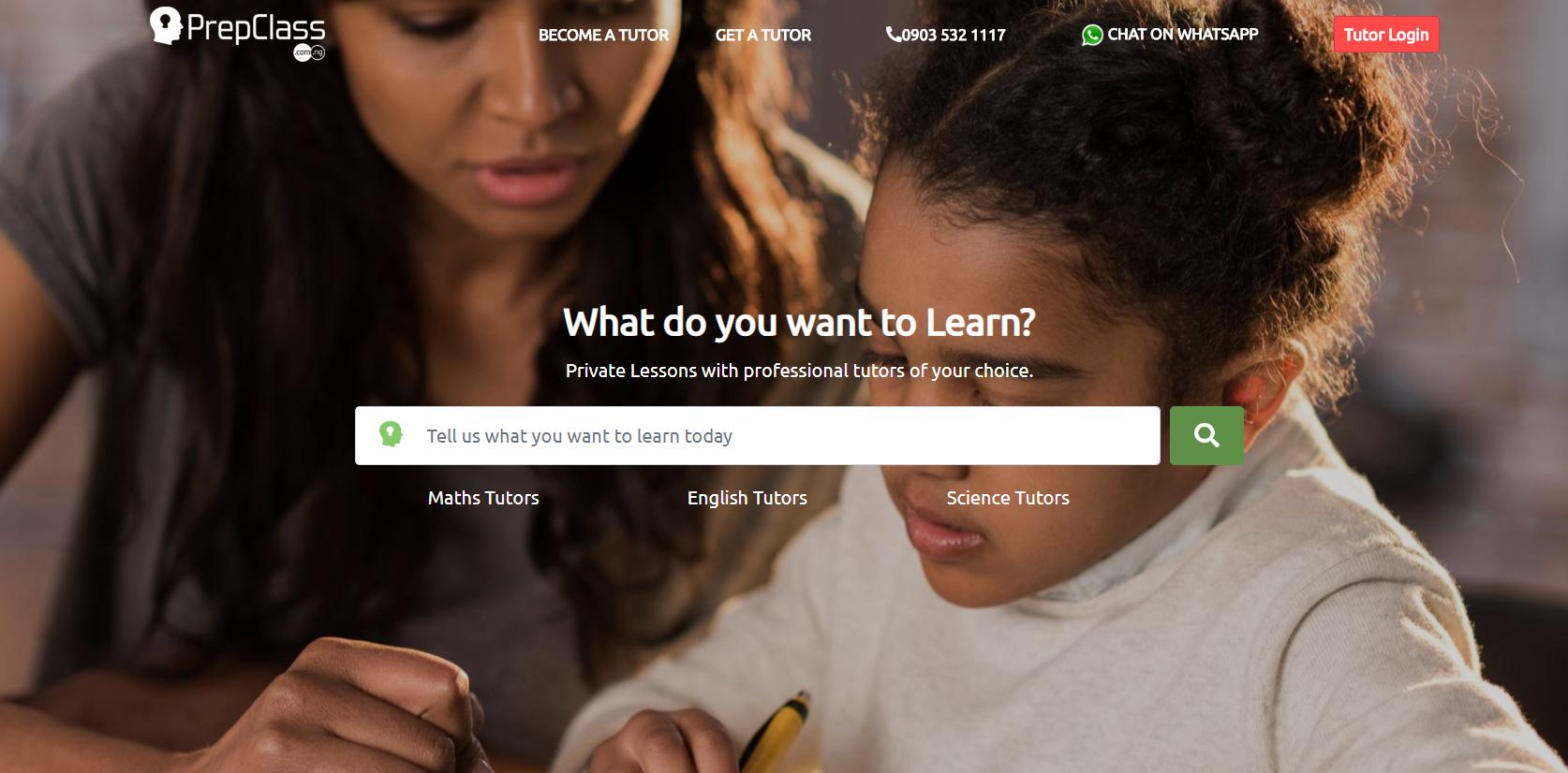 best online tutoring platforms in nigeria