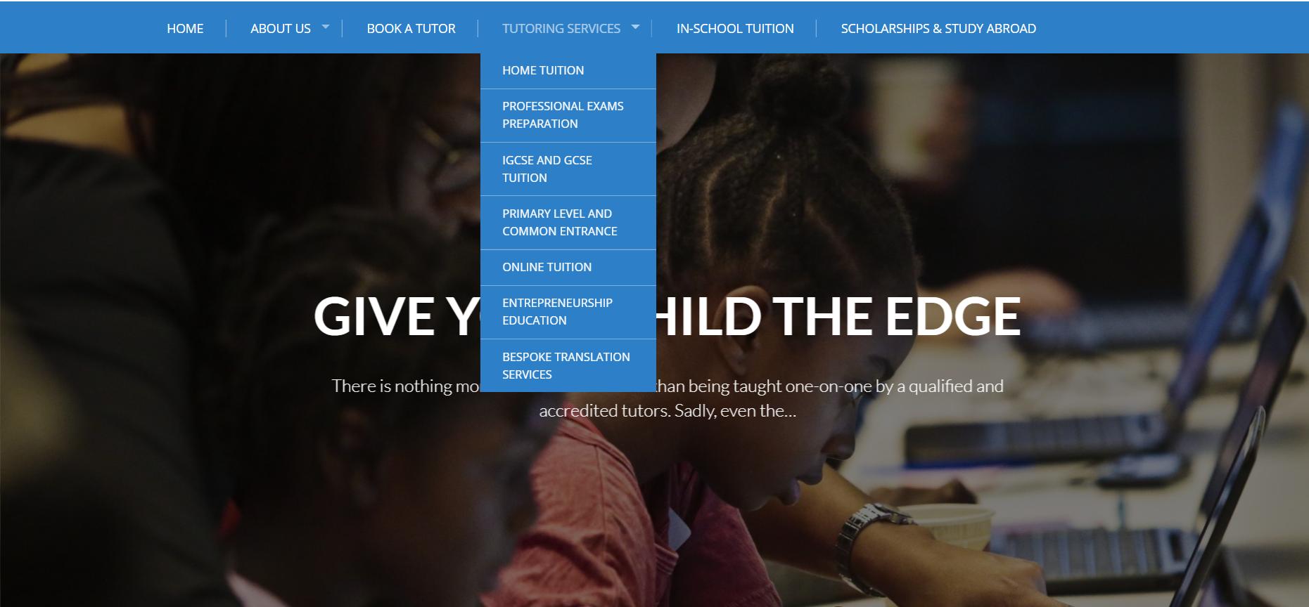 online tutoring platforms in nigeria