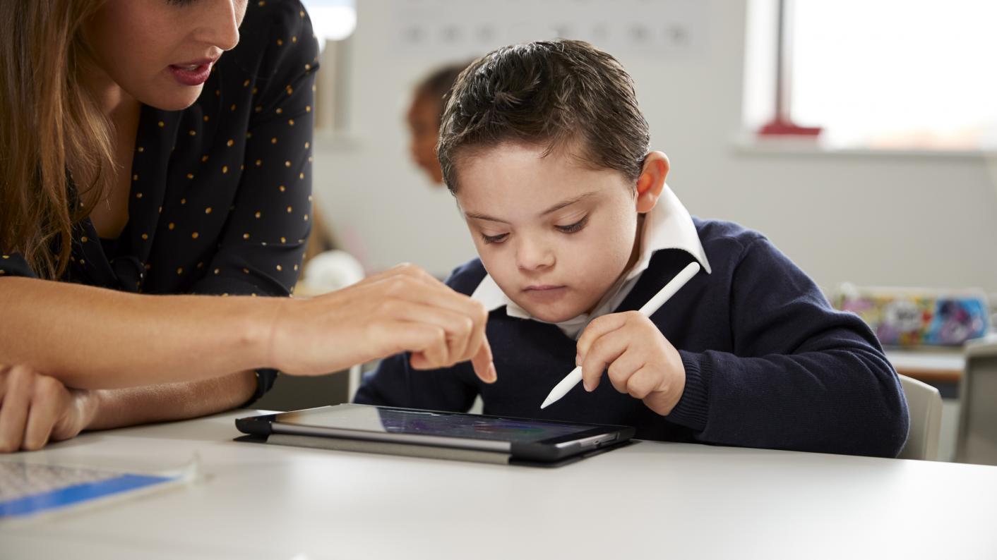 40 per cent of secondary schools said lack of budget was the key barrier to using edtech.