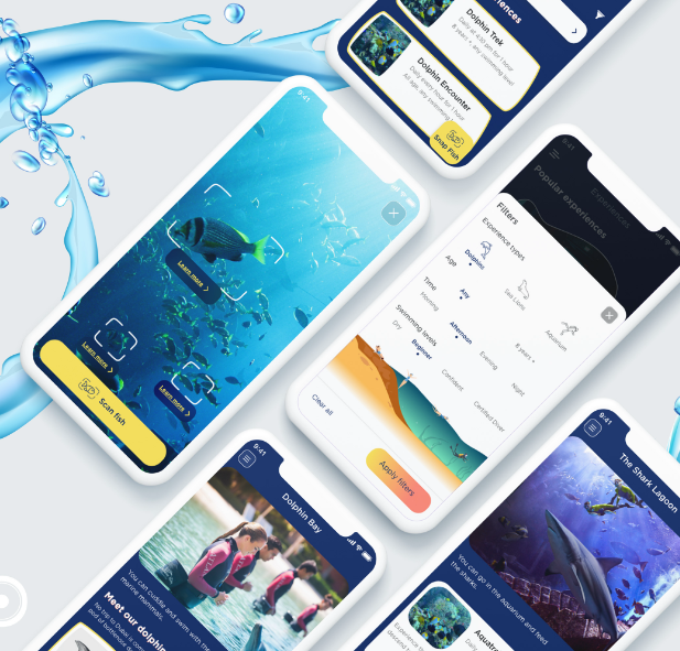 Digital of Things - UX UI Research case study