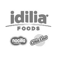 Logo grupo Idilia