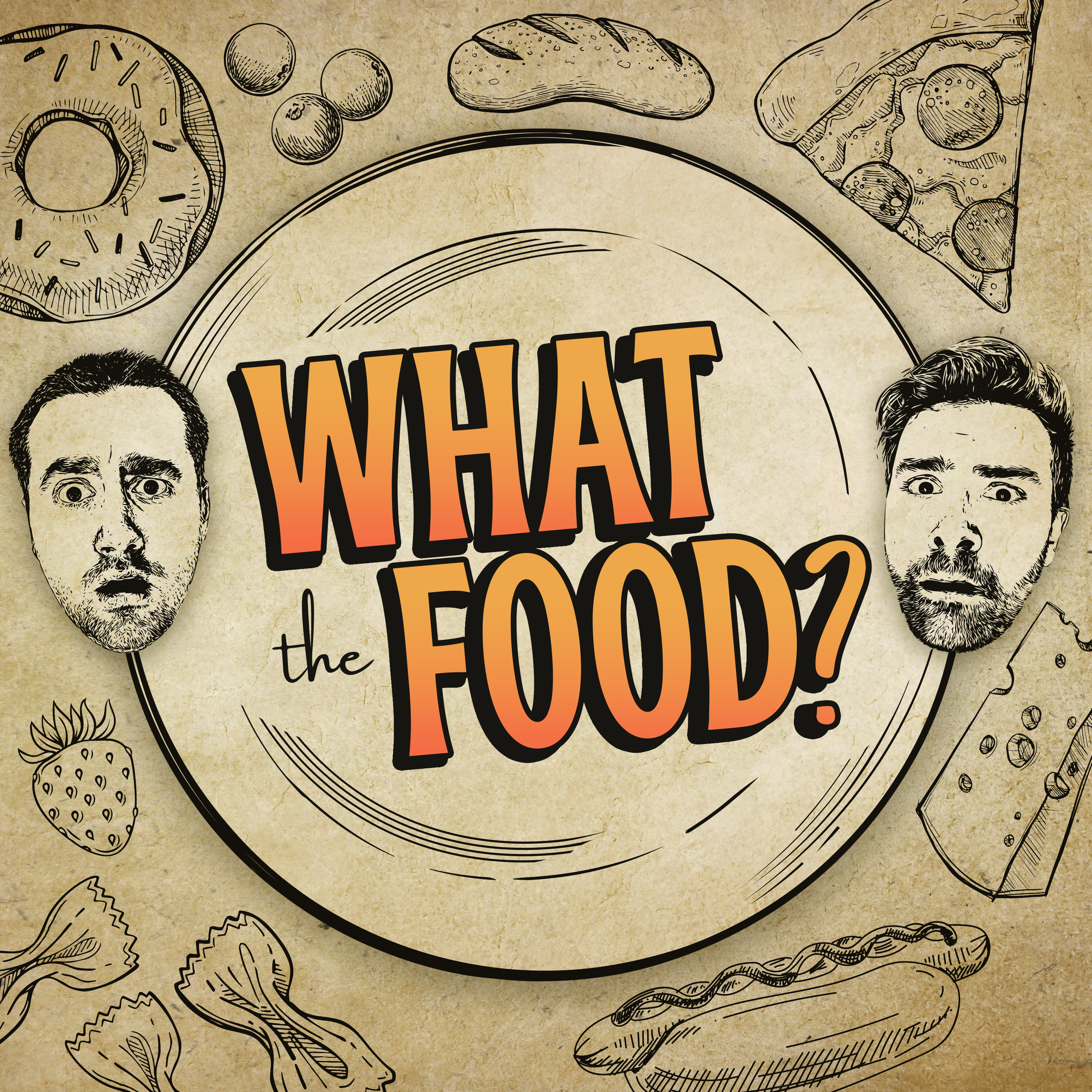 album art for what the food