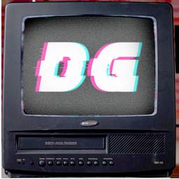 dirty geometry tv logo icon