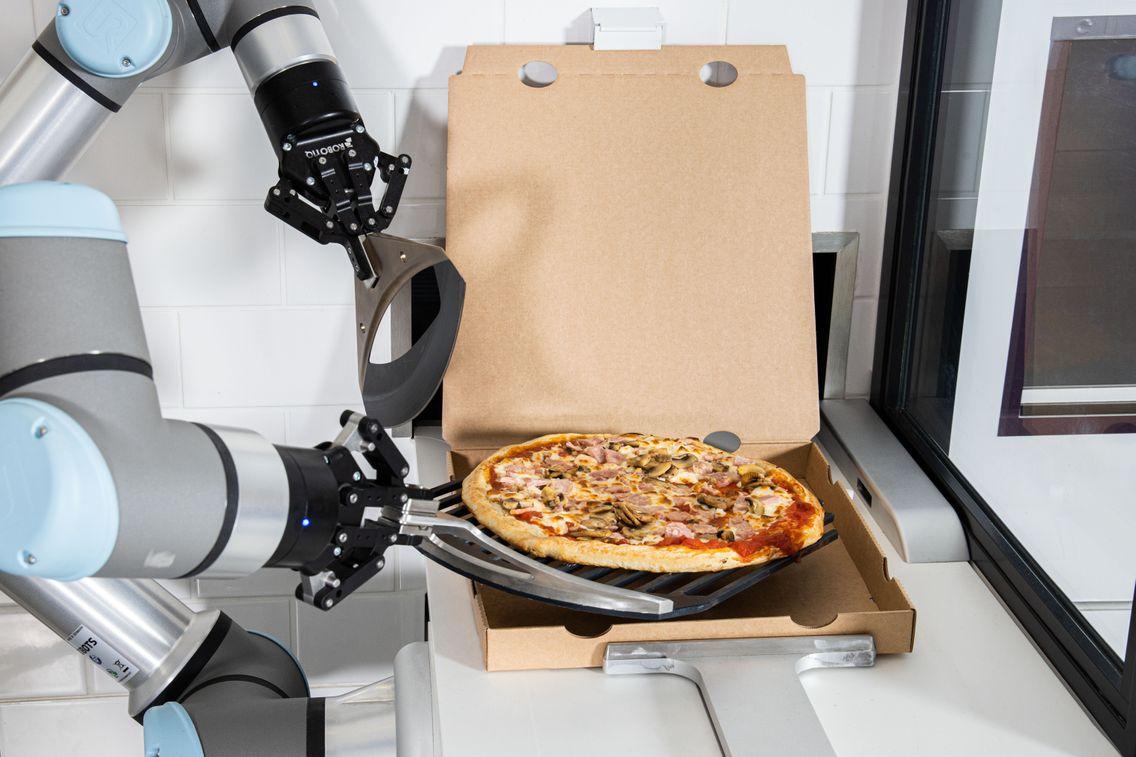 Robot Video