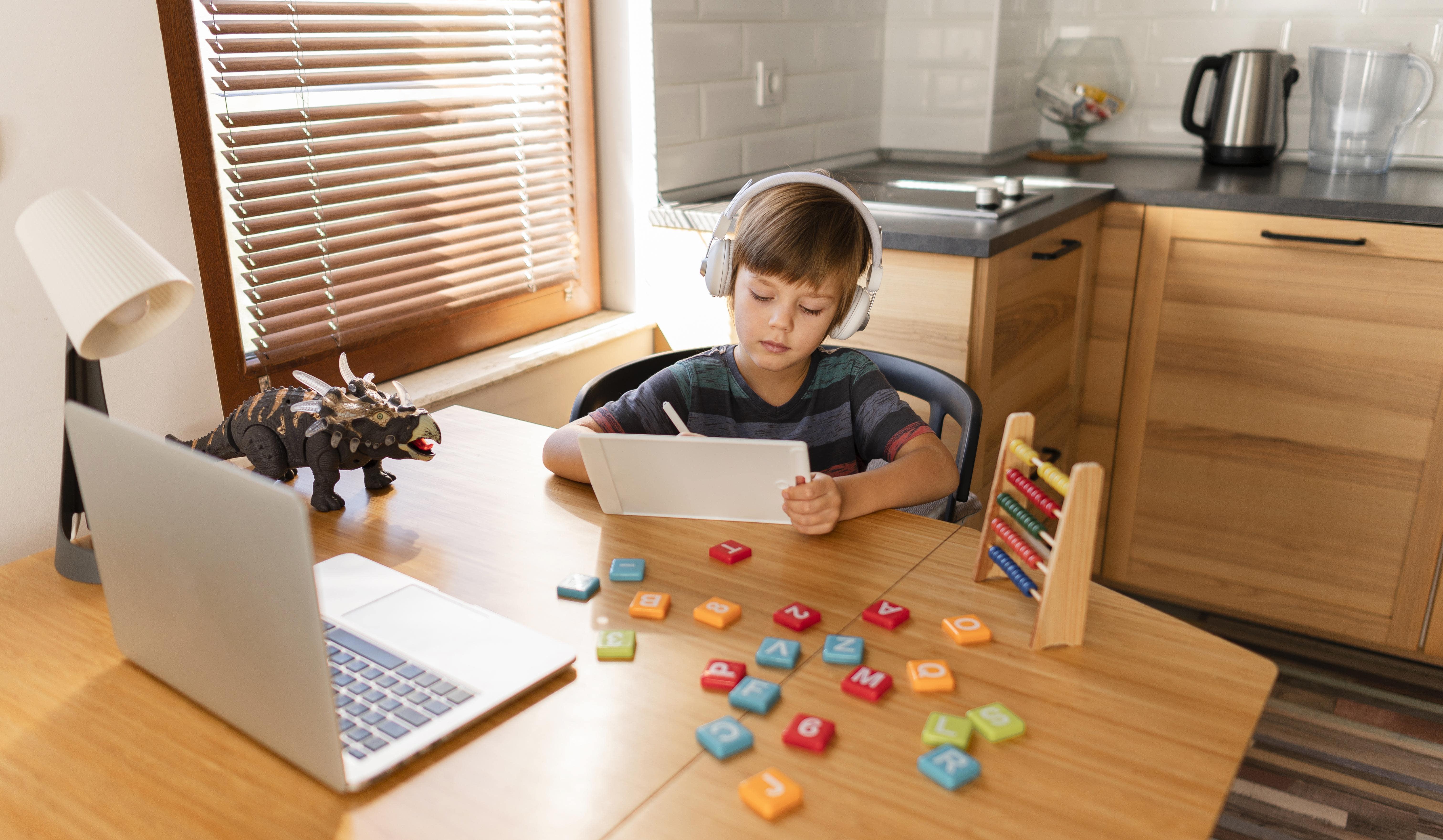 Cours anglais en ligne enfant