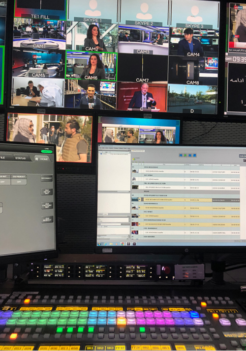 Livestreaming specialists throughout London and the UK