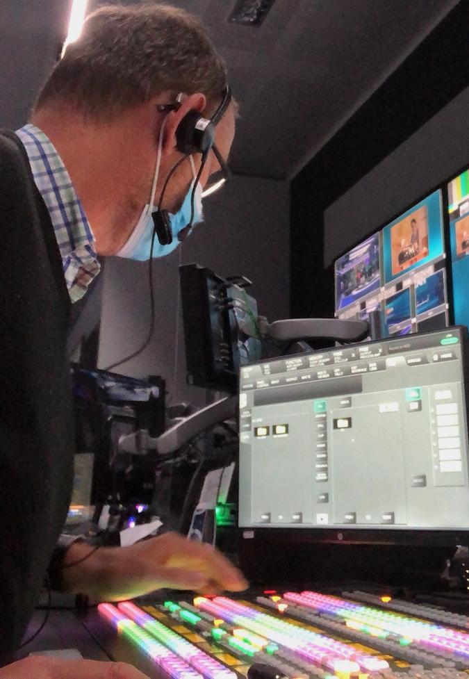 Live video production & outside broadcast company