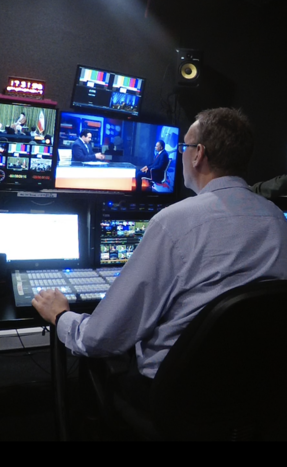 Broadcast quality production in London and the UK