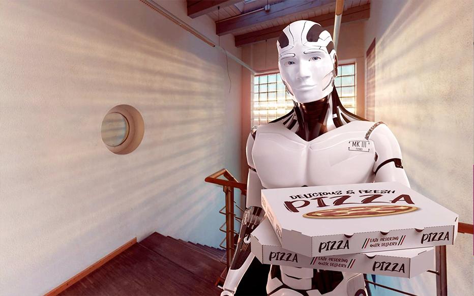 Un restaurant autonome avec un robot pizzaiolo va ouvrir en septembre en France
