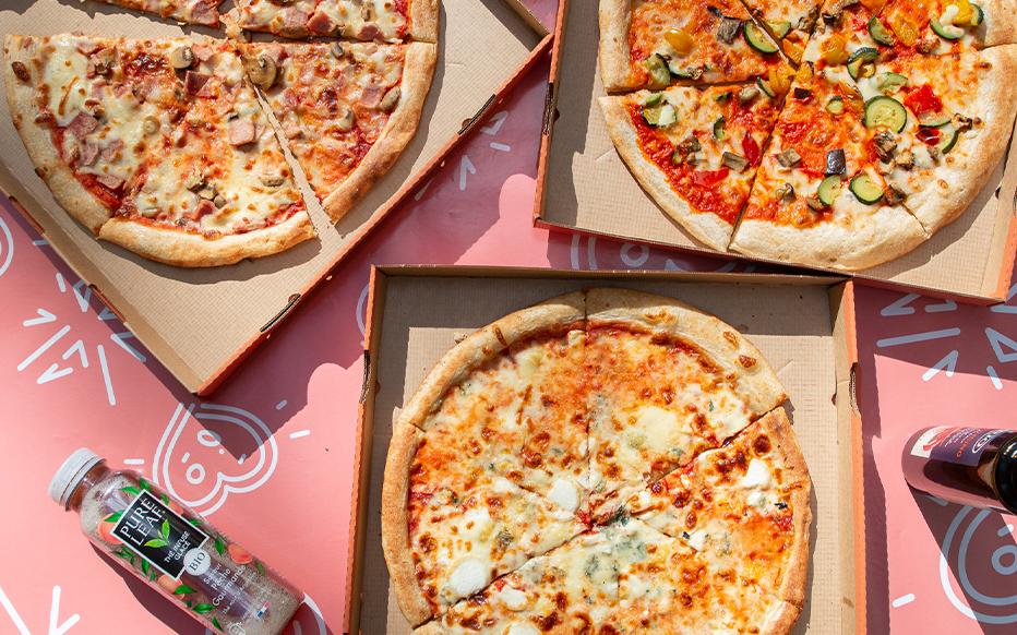 Pazzi et ses pizzas fabriquées par un robot débarquent à Paris