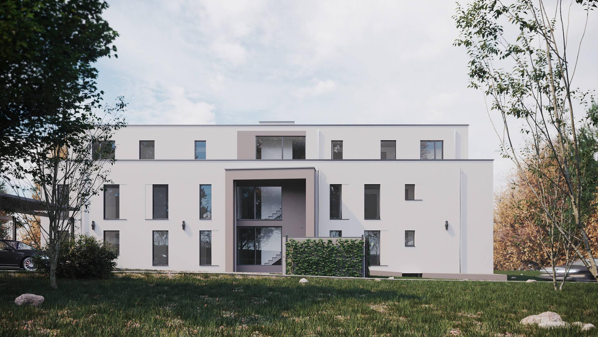 Wohnhäuser schneller verkaufen mit 3D Visualisierungen