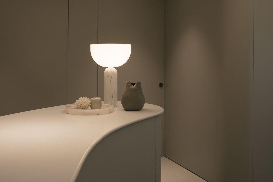 Leuchtenprodukte in 3D Rendering
